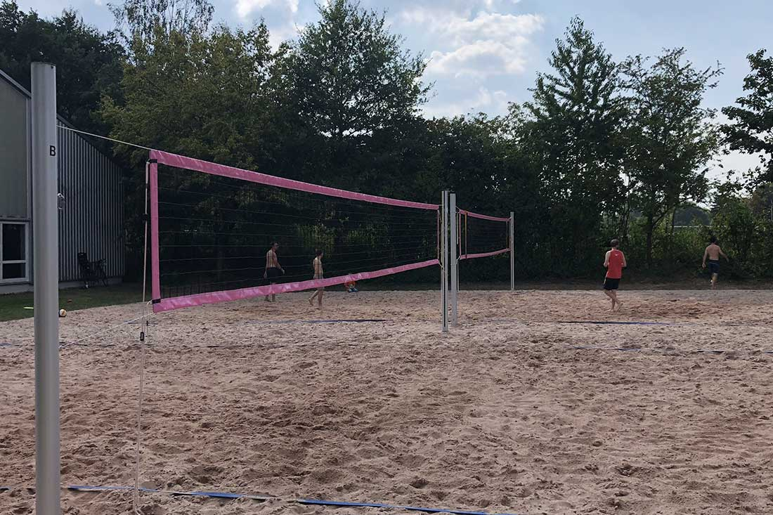 Beachvolleyballfeld in Sindelfingen