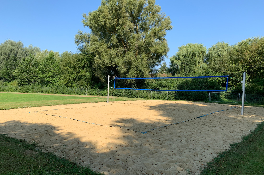 Beachvolleyballfeld in Ehningen