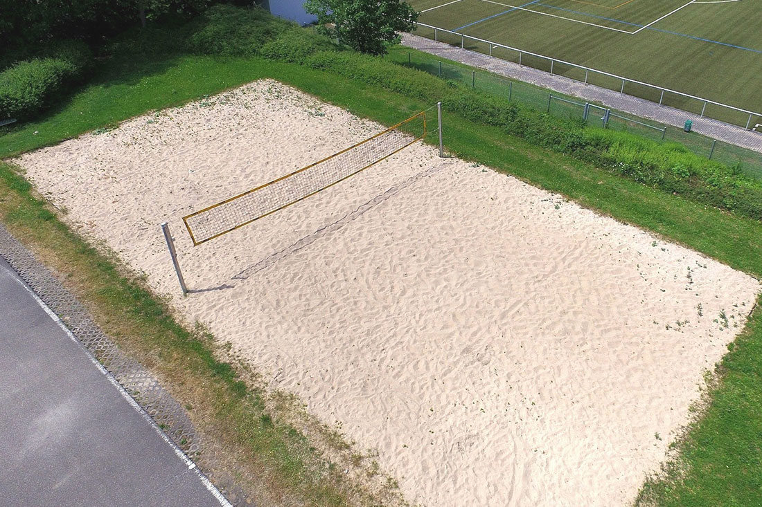 Beachvolleyballfeld in Friolzheim